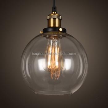 Edison Vintage Bulb Pendant Lighting