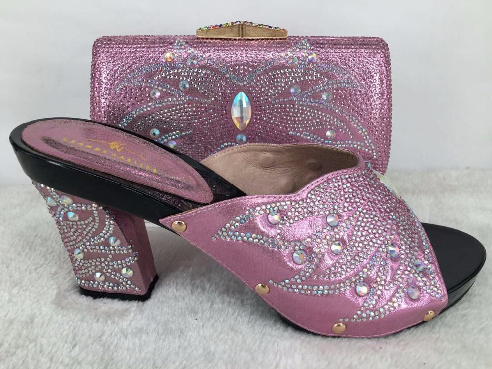 match Fuchsia bag and set in to bag and bags shoes Italian shoes shoes and ladies New coming wedding Oq6zvTva
