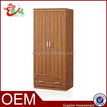 Simple Bedroom Wardrobes simple bedroom furniture wardrobe closet wooden clothes cabinet