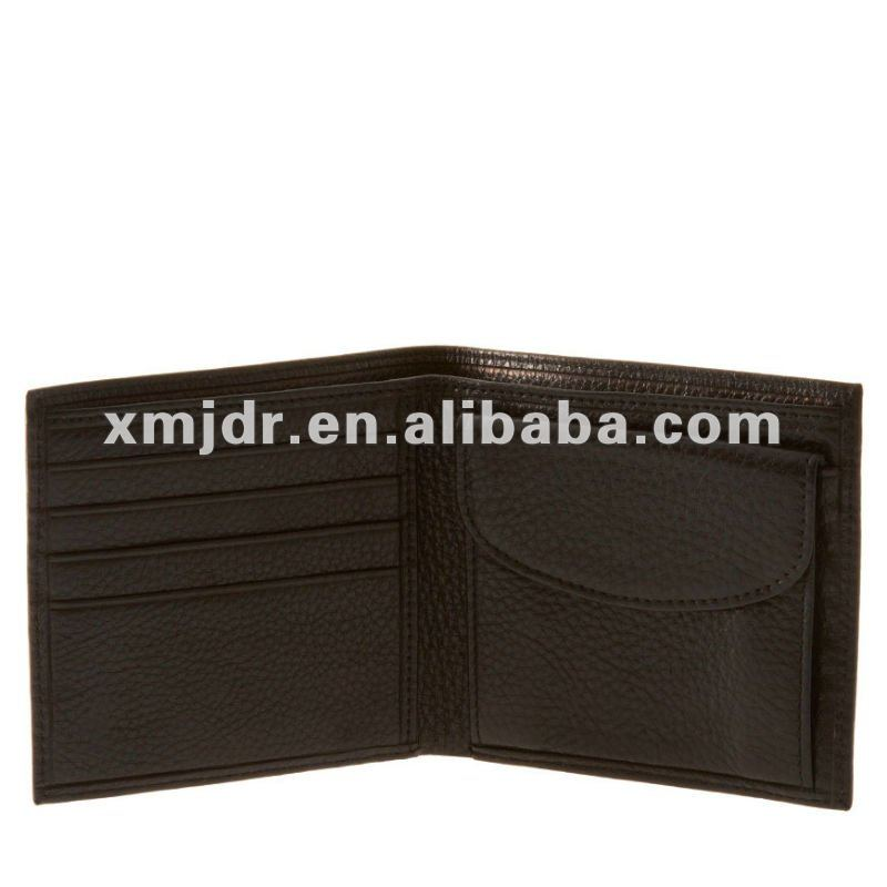 Genuine leather man wallet