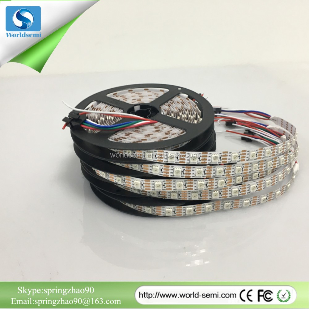 Digital LED Strip for LED curtain Screen WS2813 led strip led 5050 RGB tape lights 30pixels Addressable