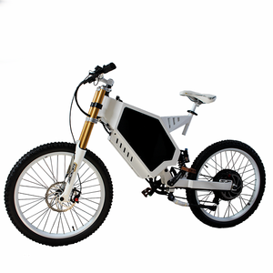 The Off-Road 3000 W Strong Battery Power 3KW Electric Stealth Bike Dual Suspension with Diy Kit