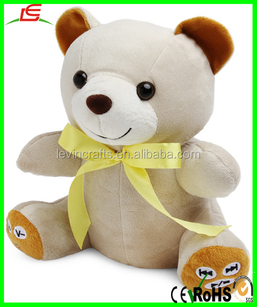 plush cuddle teddy bear mp3 player