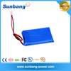 shenzhen lithium 700mah 7.2v rechargeable battery