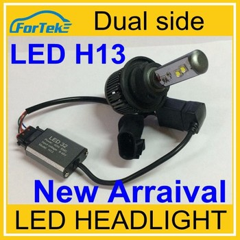 car led headlight h13 automobile 12V