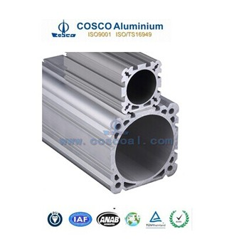 Aluminium Extrusion Automotive Cylinder Accessories