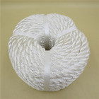 high quality pp twisted fibre rope for sailing boat