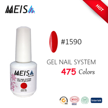 Wholesale gel polish kit star nails gel Meisa gel nails painting with led
