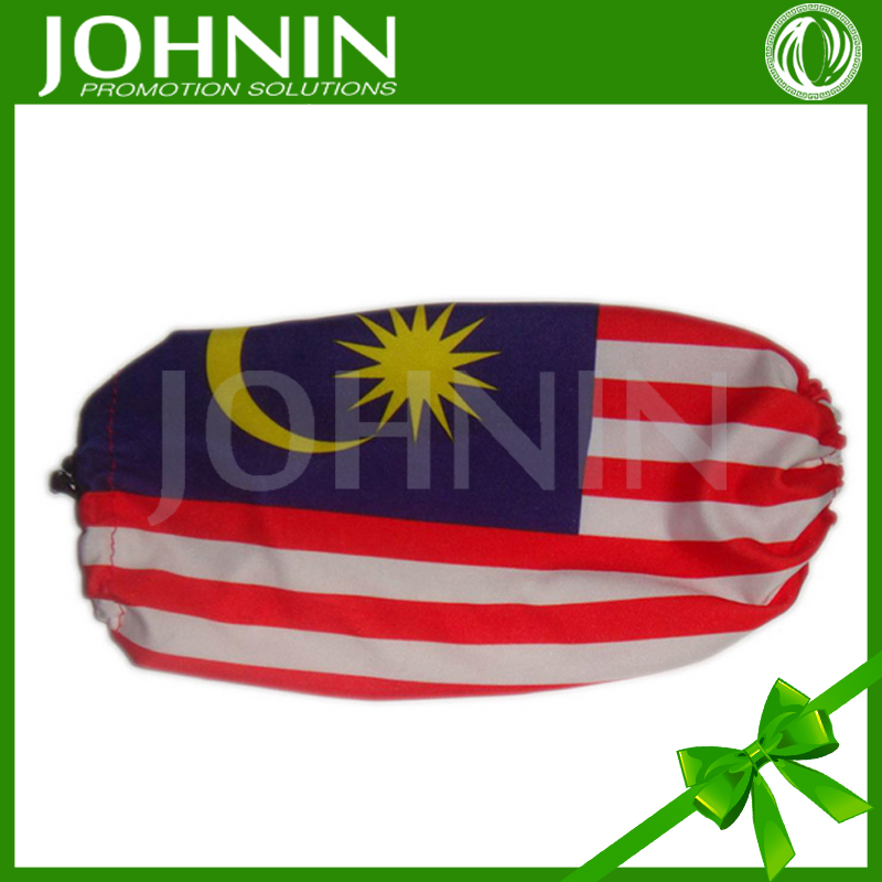 Fashion Custom Printed National Flag Car Side Wing Mirror Cover