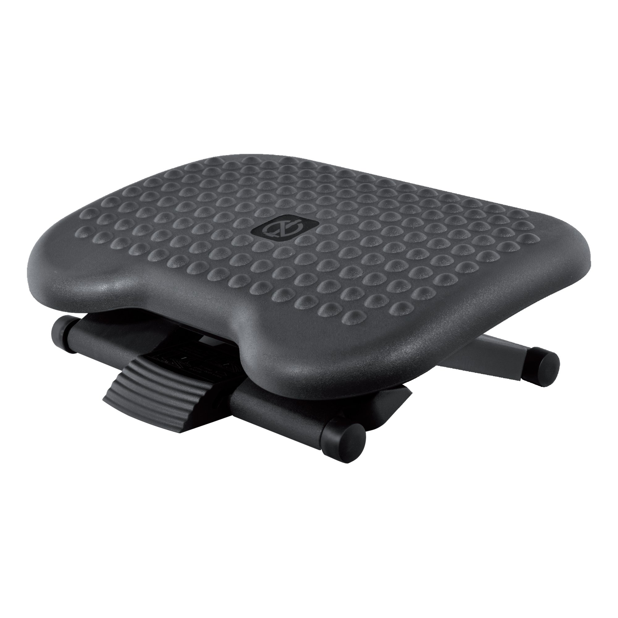 Nuova Premium Ergonomic Footrest - Adjustable Angle & 3 Different Height Position - FR6100 Foot Rest