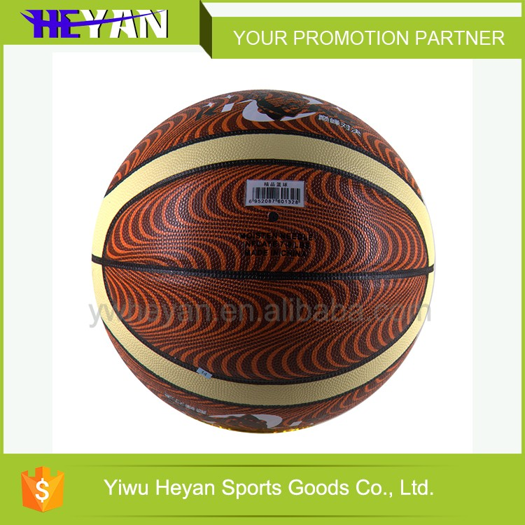 Good quality customized new sport pu basketball