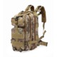 Waterproof Military Tactical Backpack Camo Outdoor Sport School Daypack Travel Hiking Camping Bag Molle 3P Assault Backpack
