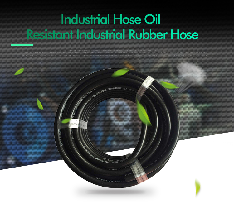 Factory civil engineering construction flexible rubber hose pipe