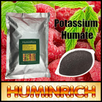 Huminrich Organic Fertiliser K-humate Pure Humic Acid Of Potassium Humate