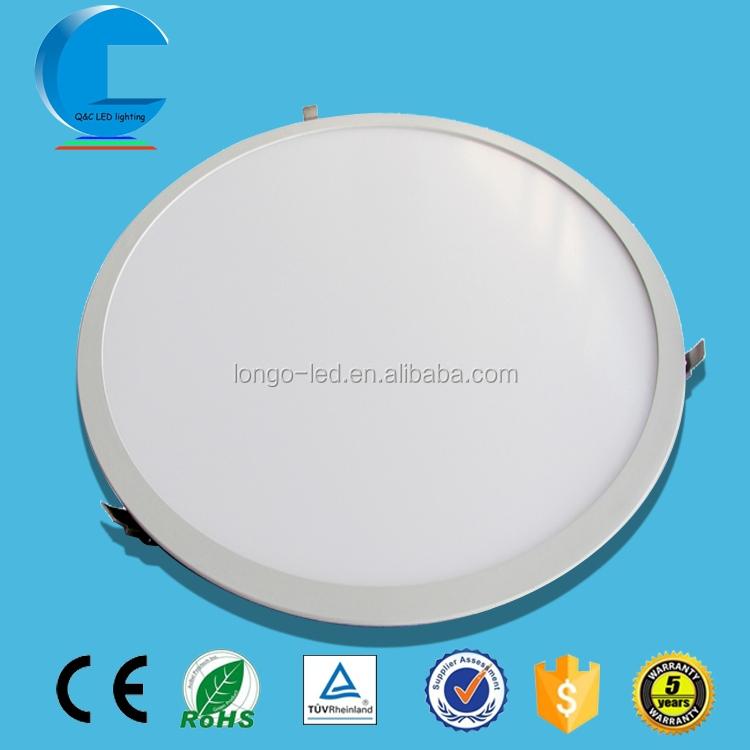 Shenzhen Led Pendant Light Office Diameter 600mm Round Led Panel ...