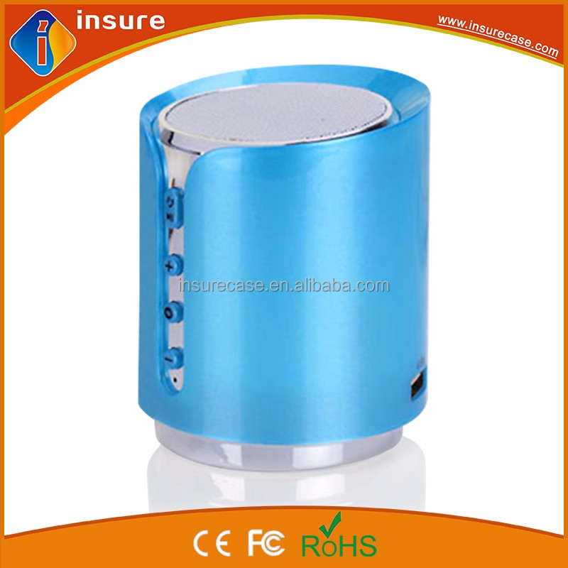 2016 high end 3w speaker bluetooth mp3 music <strong>player</strong> with FM radio and TF card