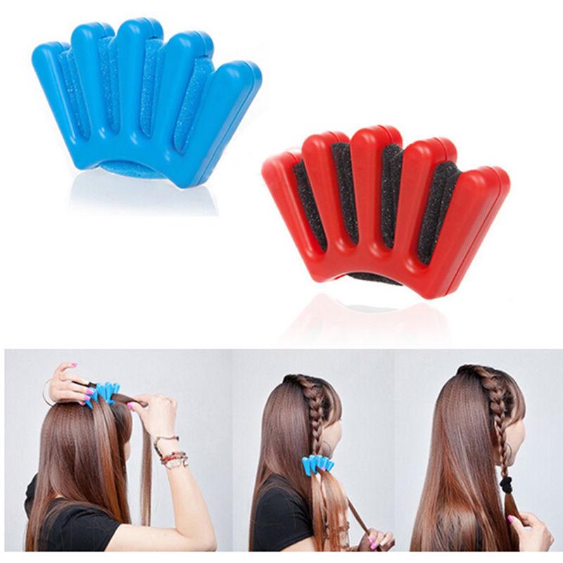 Tool Professional Sponge Plait Hair Twist Hair Styling Tools For Women ...