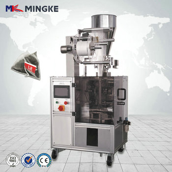 Automatic triangle tea sachet bag packing machine price