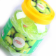 Mixed Fruit Candy Halal Confectionery Toys Assorted cactus apple jelly