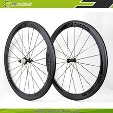 Hot sale and lightest 50mm clincher bicycle wheel spoke covers for road bike