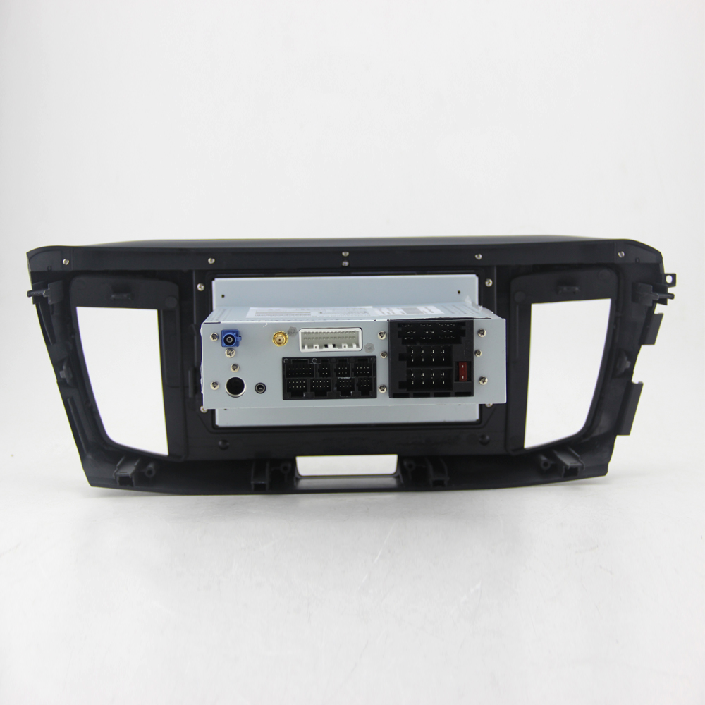 Android 9.0 auto audio multimedia radio gps navigation system stereo 2013-2017, auto dvd player für honda accord 9/