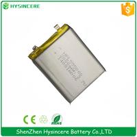 555060 2000mah 3.7v lipo portable dvd player battery