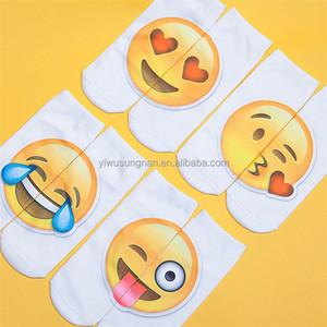 40eb8dc3a2aa Emoji Socks, Emoji Socks Suppliers and Manufacturers at Alibaba.com