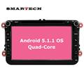 Quad core Autoradio 2 Din Android 5 1 For VW Volkswagen Passat B6 POLO GOLF 5