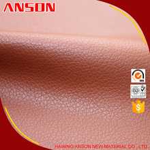 anti-yellowish pvc synthetic leather for sofa upholstery