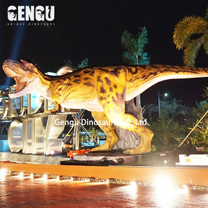 Mechanical Dinosaur Toy Outdoor Amusement Park For Adults