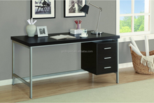 High quality office furniture melamine executive desk