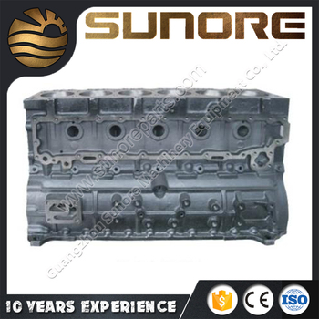 dependable performance isuzu diesel engine 6bd1 6bg1 cylinder block  111210-4437 1-11210442-