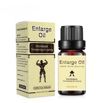 Natural Herbal Man Penis Enlarge Massage Thickening Increase Lasting Essential Oil