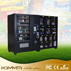 24 Hours self service personal hygiene vending machine with card reader