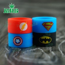 Super hero Vape band/Vapr ring for tank and RDA atomizer