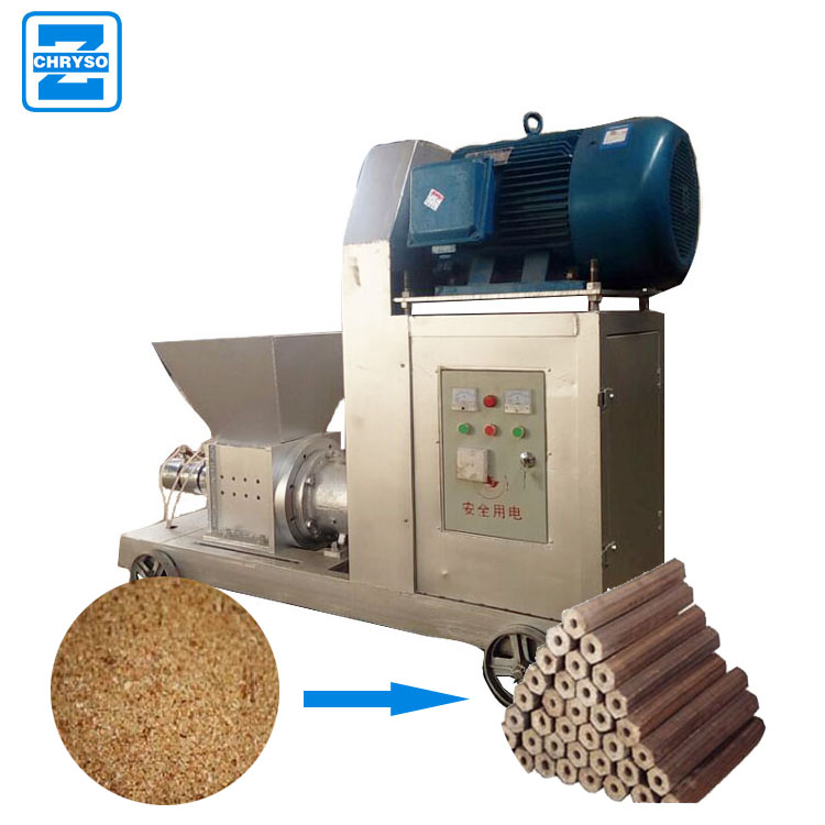 wood charcoal machine