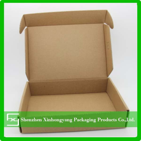 Custom Design Print Paper Display Carton Corrugated Box