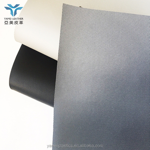 Cold Resistant PVC Shoe Material for Snow Boot with Non Woven Fabric Backing