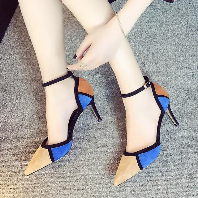 Summer high Super party design new Spring sexy women shoes heel shoes women fashion wedding f1YIqYrwZ