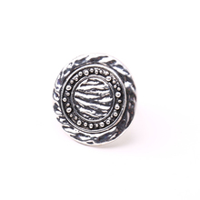good quality low price silver ally express cheap wholesale tat men's ring