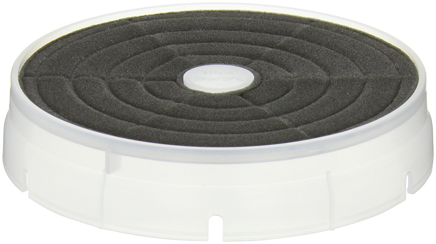 Janitized JAN-HVF049 Foam Premium Replacement Commercial Flat Vacuum Motor Filter For Clarke, Euroclean/Kent, Karcher/Tornado, Nilfisk-Advance, NSS, Windsor Wave and NuWave (Case of 50)