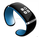 L12S 2015 Hot selling Smart vibrating Bluetooth bracelet L12S digital smart watch made in china