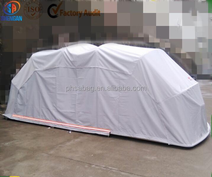 Pliable voiture tente pliant v hicule garage abri for Tente garage auto