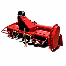 3 point Mini tractor mounted rotary tiller farm rotavator