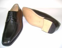 Mens Genuine Leather Shoes ( PE 009 )