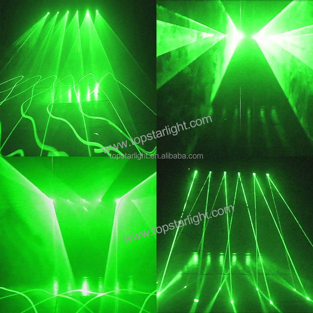 Hot Multicolor Laser Christmas Lights