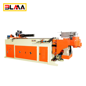 DW75CNC-2A-1S 3 inch OD automatic electric hydraulic pipe bender, cnc pipe bending machines prices