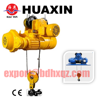 Top sale electric power source chain sling type hoist winch