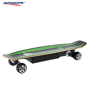 New product four wheels 600w electric skateboard
