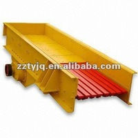 Mine material vibratory feeder manufacture with ten years professional experience